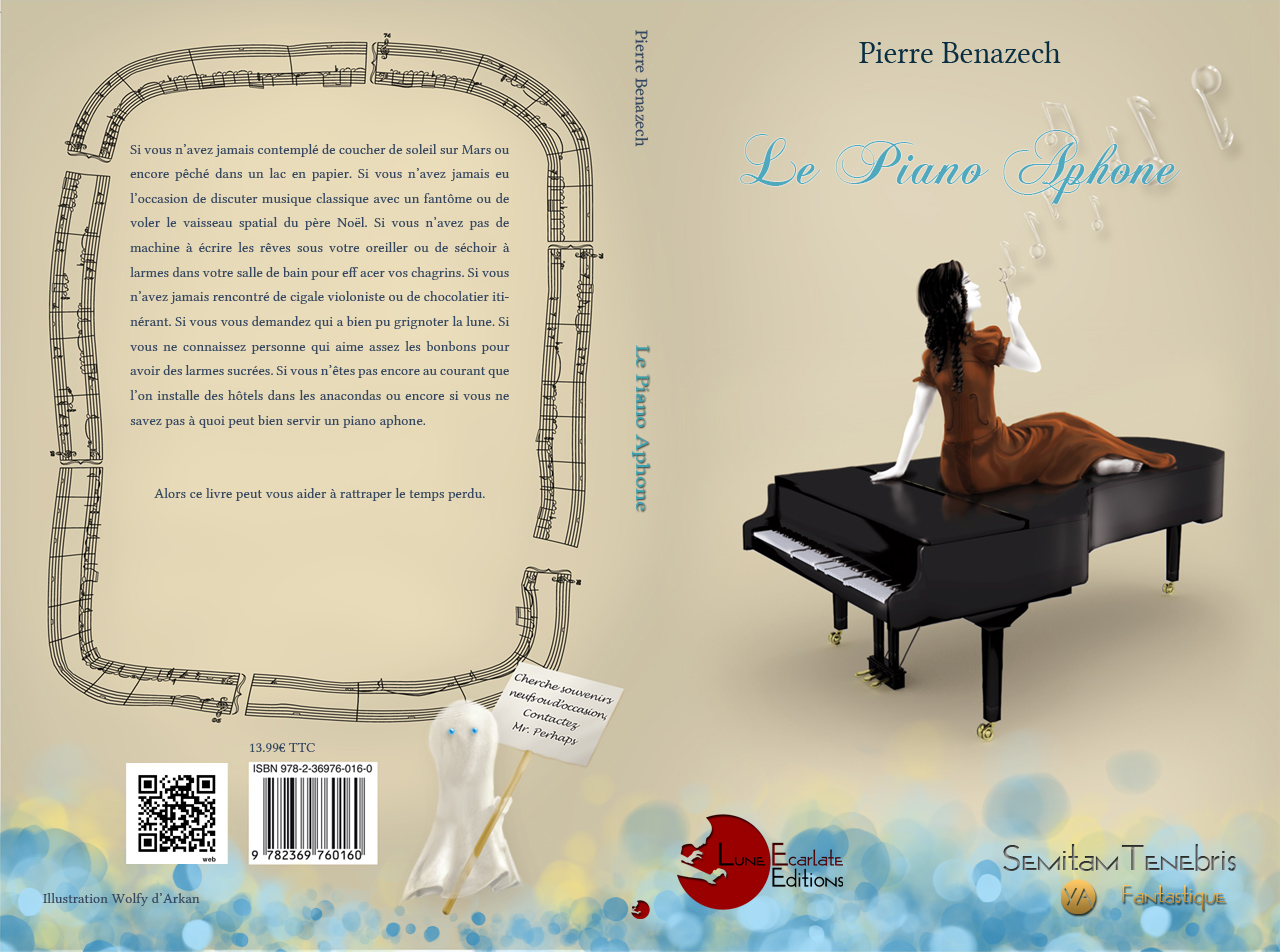 Le Piano Aphone par Wolfy d'Arkan